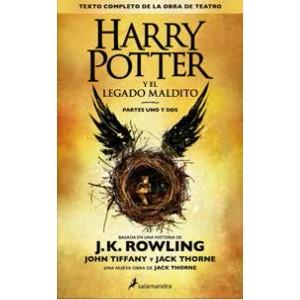 Diez libros para regalar esta Navidad 2016 Harry Potter