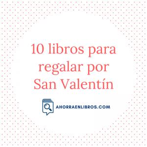 libros regalar san valentin 2017